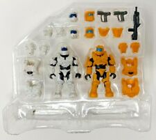 Mega Blok Construx Halo Figures - Spartan Armor Customizer Pack II