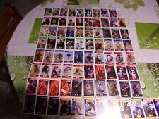 Rare Lot Complet STAR WARS 2018 SOLO 90 Cartes Cards Carta Neuves