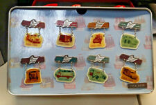2008 BEIJING OLYMPIC PIN SET COCA COLA COKE DELIVERY TRUCKS LIMITED 1854/2800