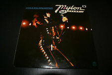 MYLON LEFERE LP  ROCK & ROLL RESURRECTION VG+ POP ROCK PSYCH GARAGE out of print