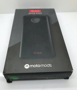 NEW TUMI Style Shell Case Moto Mod Brushed Finish For Moto Z Phones Case Only