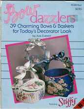 BOW DAZZLERS 39 Bows & Baskets DESIGNS - PATTERNS - Great Gift Ideas