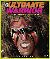 WWE: Ultimate Warrior: The Ultimate Collection (Blu ray) [Blu-ray], Good DVD, Ul