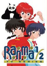 DVD Anime RANMA 1/2 Complete TV Series Chapter 1-161 End English Dub Free Ship