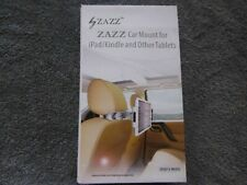 ZAZZ Car Mount for ipad/kindle and other tablets