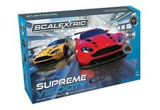 Scalextric Supreme Velocity Aston Martin Track Set Kids Toy Racing Car Playset