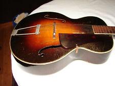Weymann Vintage Archtop Guitar