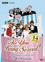 Are You Being Served? The Complete series seasons 1-12 (DVD, 2009, 14-Disc Set)