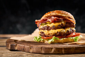 Beef & Bacon Seasoning BBQ Spice Barbecue Steak Burger Free Item With Order