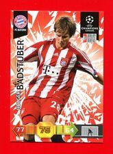 CHAMPIONS LEAGUE 2010-11 Panini 2011 - BASIC Card - BADSTUBER - FC BAYERN