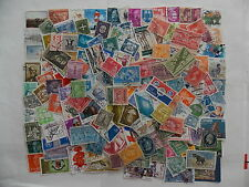 150 mixed lot Collection of US and World Wide Stamps off paper-Lot -US/WW