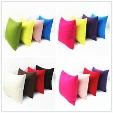 Luxury 65cm x 65cm Square Euro Continental Pair of Pillowcase