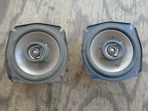 """Pioneer TS-A1397 4"""" 120-Watt 2-Way Speakers  matched pair"""