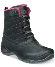 The North Face Women's STORMKAT Black Waterproof Snow Boots Shoes Multi Size NIB