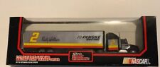 1991 Rusty Wallace #2 Racing Champions 1/64 DieCast Penske Racing Transporter