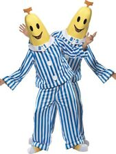 Bananas In Pyjamas Costume Mens Fancy Dress Official Outfit Size Medium