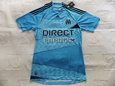 MAILLOT OLYMPIQUE MARSEILLE. TAILLE S. ADIDAS. NEUF AVEC ETIQUETTES. 09/10.