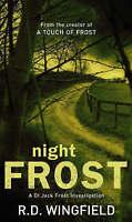 Night Frost by R D Wingfield, Book, New Paperback