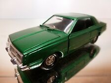 DIAPET MITSUBISHI GALANT SAPPORO - GREEN MET 1:43 - EXCELLENT CONDITION - 3+23