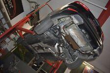 Friedrich Motorsport GrA Duplex Sportauspuffanlage Ford Focus IV Turnier Vignale