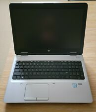 "HP ProBook 650 G2 Core i5-6300U @ 2.40GHz 8GB RAM 256GB SSD 15"" Win10 Laptop"