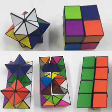 New Changeable Twist Puzzle Magic Cube Rubik Classic Rubix Funny Toy Game Kid