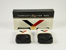 YARDLEY FOR MEN Soap Savon Parfume Seife 2 x 100g NEU Pre-Barcode