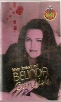 Belinda Carlisle.. The Besty Of.. Kings Import Cassette Tape