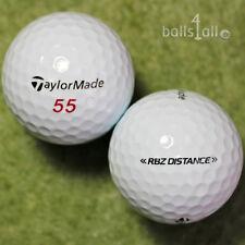 25 Golfbälle Taylor Made RBZ Distance AAA/AAAA Lakeballs RocketBallz golf balls