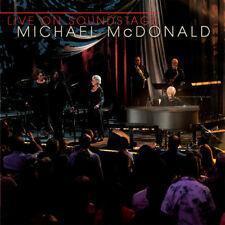 MICHAEL McDONALD LIVE ON SOUNDSTAGE DIGIPAK CD & DVD ALL REGIONS NTSC NEW