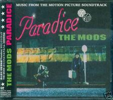 THE MODS - Paradice - Japan CD - NEW J-POP J-ROCK
