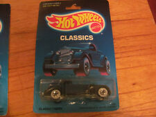 Hot Wheels vintage Classic Caddy #2529 MOC