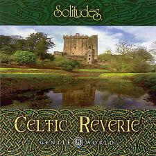 Celtic Reverie Gentle World (CD) Solitudes Nature Sounds (Shelf CD 1-18)
