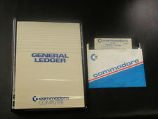 Commodore 64 General Ledger 5.25 Disk