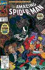 Amazing Spiderman # 333 (Erik Larson, guest: Venom) (USA,1990)