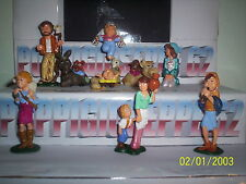 KINDER SERIE PRESEPE  COMPLETA  1998 (IT)