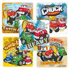 "30 Tonka Chuck and Friends Stickers, 2.5""x2.5"" each, Party Favors"