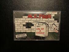 M.C. Pooh - Life of a Criminal - Cassette - NEW/SEALED