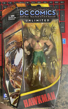"DC Comics HAWKMAN Unlimited 6.5"" Action Figure 2012 Mattel Carter Hall RARE!!"