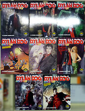 Dylan Dog – Color Fest (da #1 a #8), Ed. Bonelli