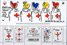 TIMBRES 5106-5110 OU BLOC F5106 NEUFS XX - Croix Rouge Française