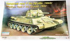 Eastern Express 1/72 tank T-34/76 Mod 1942