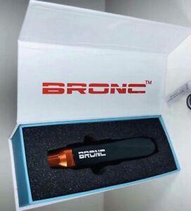 ORANGE HUMMINGBIRD BRONC V6 Cartridge Tattoo Pen Machine Ships fast from AZ
