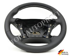 Mercedes cls w219 w211 w209 AMG volante con cuero nuevo refieren