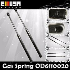 2 PCS Rear Hood Lift Supports Shocks Gas Spring for 99-04 VW Jetta Sedan