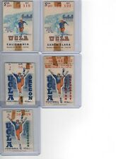 New Listing1947-1949 Ucla football ticket stubs, lot of 5, Bruins