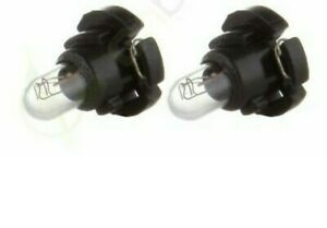 Dash Light Bulbs-Toyota Corolla Heater A/c Climate Control HVAC-Set of 2 Bulbs