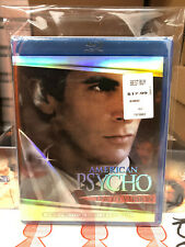 American Psycho (Blu-ray Disc, 2007, Uncut Edition) New Oop 1st Edition