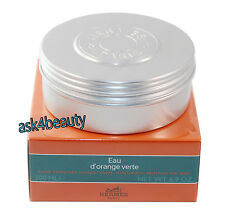 Eau D'orange Verte By Hermes 6.9oz/200ml Moisturizing Balm Unisex New In Box