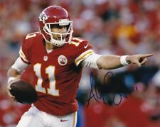 ALEX SMITH SIGNED AUTOGRAPH 8 X 10 PHOTO KC CHIEFS